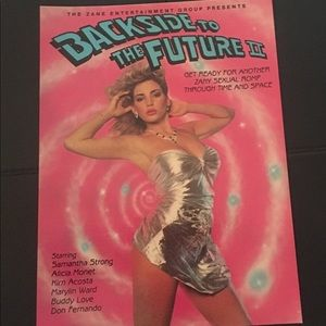 Other - Vintage 1980's Era Mini Poster
